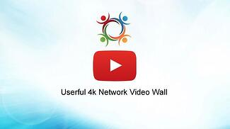 Userful Network Video Wall Video Link
