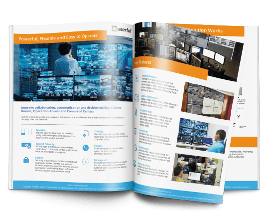 Video wall buyer's guide book