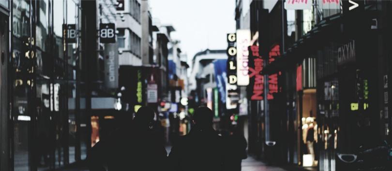 Downtown Digital Signage